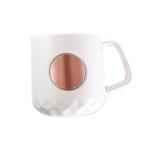 Tazas para espresso Tazas Cerámica Café Taza mr Wonderful Tazas Taza de café de cerámica para Oficina y hogar Taza de café en Porcelana Fina Regalo para Mujer y Hombres