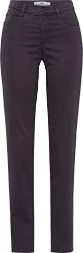 BRAX Carola Winter Dream Five Pocket Feminine Fit Klassisch Pantaloni, Grigio (Grey 9), 42 (Taglia Produttore: 36) Donna