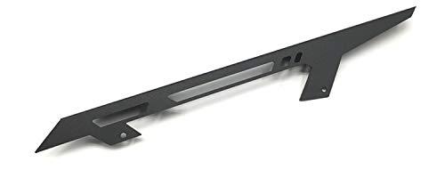 Redcolourful Motorradzubehör Kettenschutz Schutzabdeckung für KT-M DU-KE125/200/390 CNC schwarz Zubehör