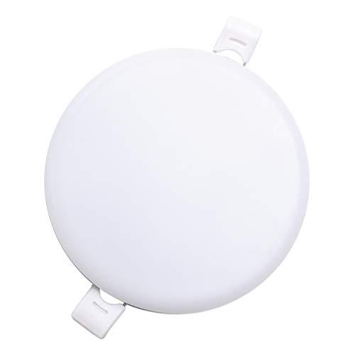 LightED Selene Downlight LED, 18 W, Blanco, 120x27mm