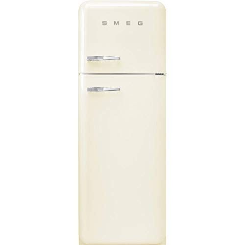Smeg FAB30RCR3 nevera y congelador Independiente Crema de color 294 L