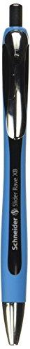 Schneider Schreibgerate GmbH & Co. KG Ballpoint Pen, 1.0mm, Black (STW132501)