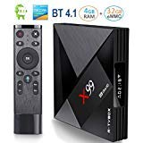 x99 TVbox with bluetooth review 4GB ram 32GB emmc