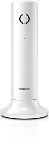 Philips M3301W/23 Linea Telefono Cordless, Bianco
