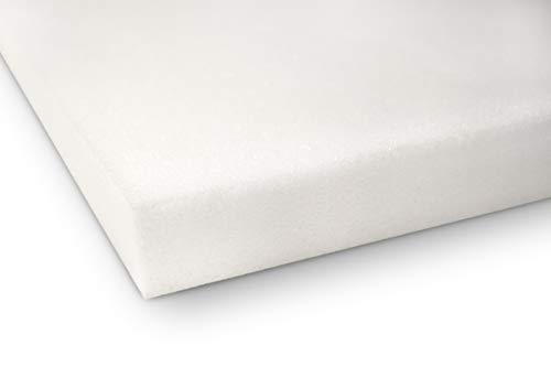 Dreaming Kamahaus Plancha Visco 2 cm | Sin Funda | Top para colchón | Alta Gama | Viscoelástica Premium 50kg/m3 | Ergonómico | Alto Confort y adaptabilidad | 90 x 180 cm. |