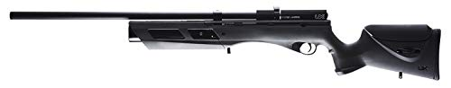 Umarex USA, Gauntlet PCP Bolt Action Air Rifle .25 CaliberBlack Synthetic Stock Matte Barrel