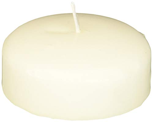 "East End Acres™ 3"" Floating White Candles (Pack of 6)"
