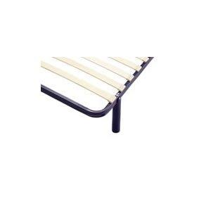 MATELSOM Lot de 4 Pieds de lit (pour Cadre métal 20 et Extensible 27 Lattes)