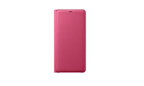 Samsung Galaxy A9 Wallet Cover Case - Pink