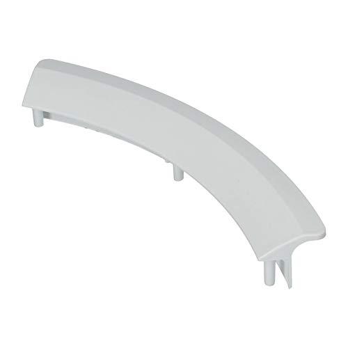 LUTH Premium Profi Parts Griff Türgriff Weiß für Bosch Siemens Constructa Neff Trockner Wäschetrockner 497522 00497522