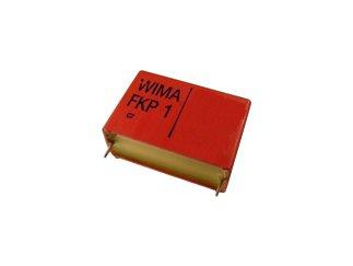 WIMA FKP1R021505F00KSSD FKP Series Ø 26.5 x 8.5 mm 1250 V 0.015 uF ±10 % Radial Film Capacitor - 500 item(s)