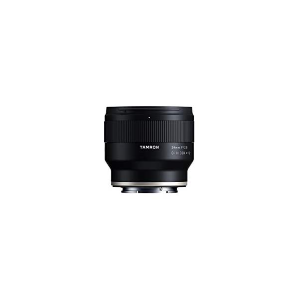 RetinaPix Tamron 24mm f/2.8 Di III OSD Wide-Angle Prime Lens for Sony E-Mount