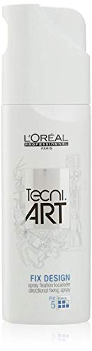L'Oréal Professionnel TecniART Fix Design, 200 ml, 1er Pack, (1x 200 ml)