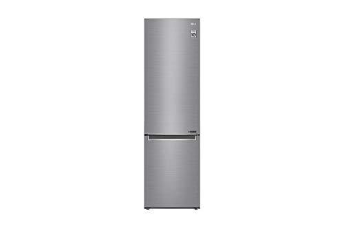 LG GBB62PZGFN frigorifero con congelatore Libera installazione Acciaio inossidabile 384 L A+++