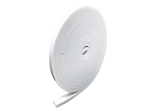 プランプ オリジナル 隙間テープ スキマッチ 白 ホワイト 厚 5 mm × 幅 10 mm × 長 2 m 2個入(合計4m) 日本製 ゴムスポンジ 防水 防音 すきま 窓 玄関 引き戸 隙間