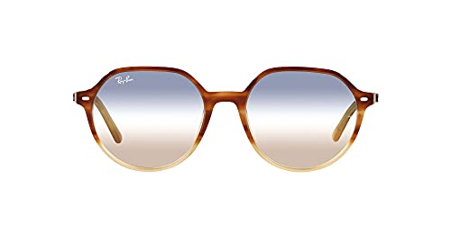 Ray-Ban 0RB2195-1328GD-53, Gafas Hombre, Gradient Light Brown Havana