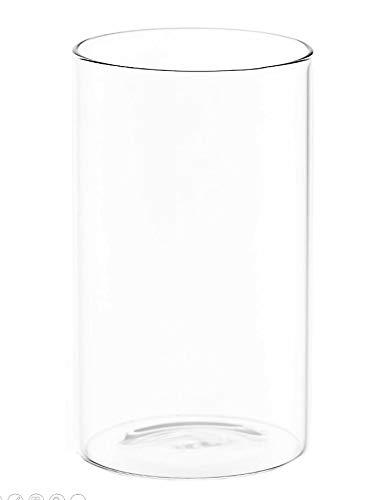 Borosil Classic 525ml Trinkgläser | 2 X 6er Set | Ultra klar | Spülmaschinenfest | Mikrowellenfest | 12er Set