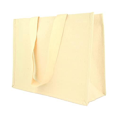 Artemio Shopping Bag Canvas 30,5X24Cm Decoración/Glitters/Accesorios, Multicolor