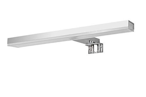 Lámpara de baño, biLED Lámpara de espejo Aplique de Baño 28CM. luz brillante, potente y moderna, perfecto para el baño. [Clase de eficiencia energética A++]. IP44. baño iluminado. Gran calidad.
