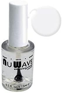 Nu Wave Nail Polish, Antifungal, Shiny Topcoat, NW-TOPL, .5 Fl. Oz., Ea