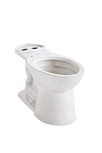 American Standard 3385A100CP.020 RHEL Schale W/VORMAX Plus-WHT, weiß