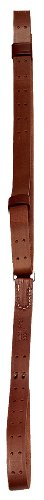Hunter Company Premium Leather 1' Military Rifle Sling | Handmade in The USA Since 1952 | Fits 1' Swivels | Padded and Unpadded Straps, Holsters, Belts & Accessories