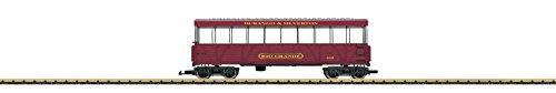 Märklin 30261 LGB Durango et Silver Ton Observation Car