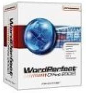 wordperfect 2002