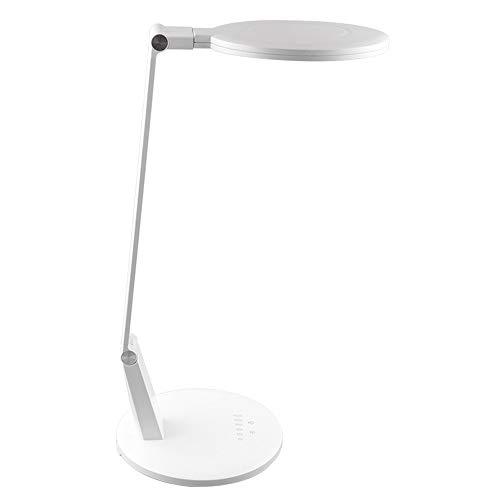 Botella No hay video con luz azul intermitente que disminuya la protección ocular de la lámpara de escritorio con temporizador de atenuación transfronterizo Lámpara de escritorio plegable USB