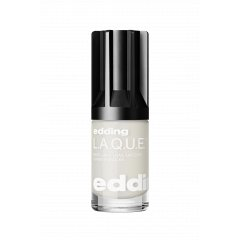 edding L.A.Q.U.E. Nail Polish Nagellack Nr. 4-81271 white wedding Inhalt: 5ml Nagellack