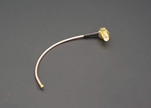Unbekannt TBS SMA UFL Pigtail 100mm Adapterkabel Anschlusskabel U.FL