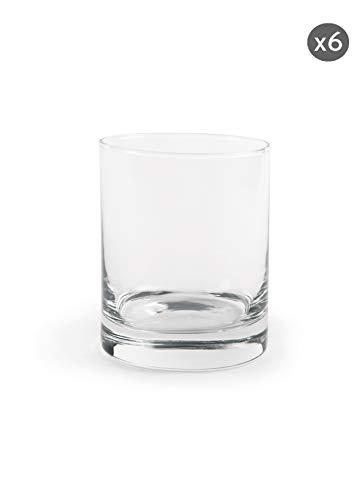 Excelsa - Juego de Vasos de Agua, 6 Unidades