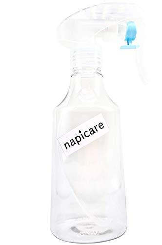 [Amazon限定ブランド] napicare 極細0.3�tのミストを噴霧する スプレーボトル 霧吹き 250ml
