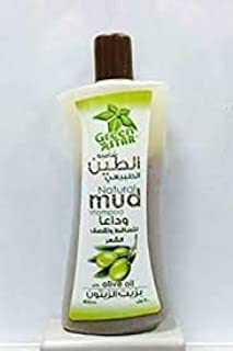 Green Star Natural Mud Shampoo with Olive oil 400 ml