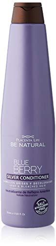 Be Natural - Acondicionador Plata Blueberry - 350 ml - 1 unidad
