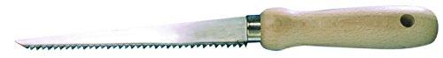 Stubai 272023 Seghe foretto,Manico in Legno Marrone 160 mm