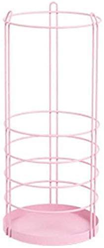 Soporte de Paraguas de Hierro Cubo de Paraguas de Pasillo de Suelo para el hogar