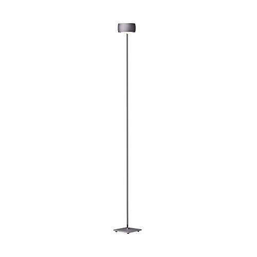 Oligo Grace Stehleuchte LED mit Gestensteuerung, Aluminium gebürstet