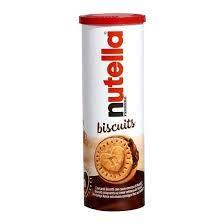 Nutella Biscuits Tube 104g Maxi - Exclusivo de Mado's Food Hall con paquete coleccionista de Mado