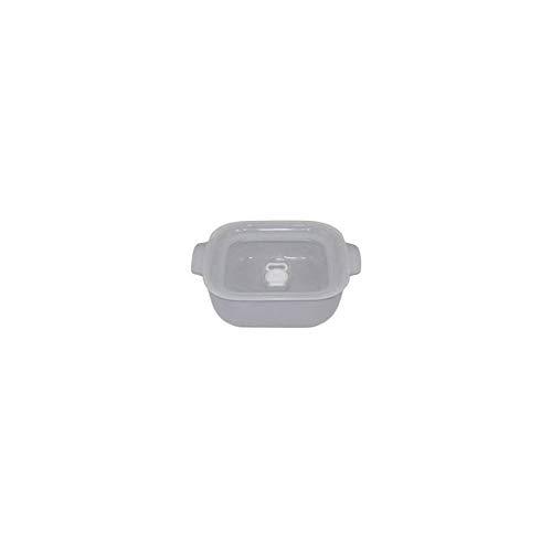 ABALONE EDITION - 023321016 - Plat carré hermétique - 1L100 - Couleur Sel de mer