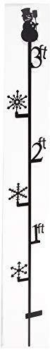 51 Inch 3 Foot Snowman Snow Gauge