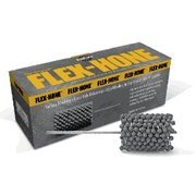 4–1/2'(114mm) Flex Hone 400grado comercial grano de carburo de silicio