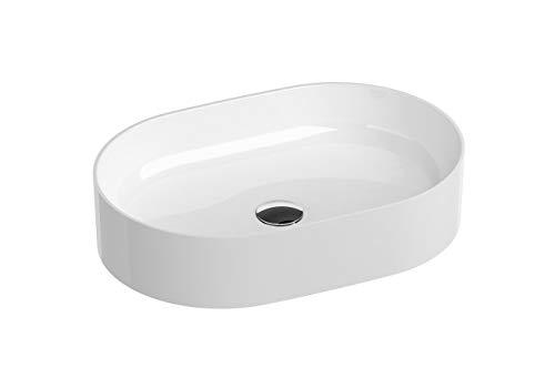 RAVAK | Lavabo de coche | Lavabo Ceramic Slim 550 O