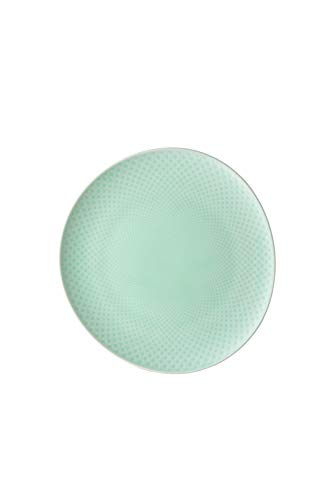 Rosenthal Junto Opal Green Teller flach 22 cm