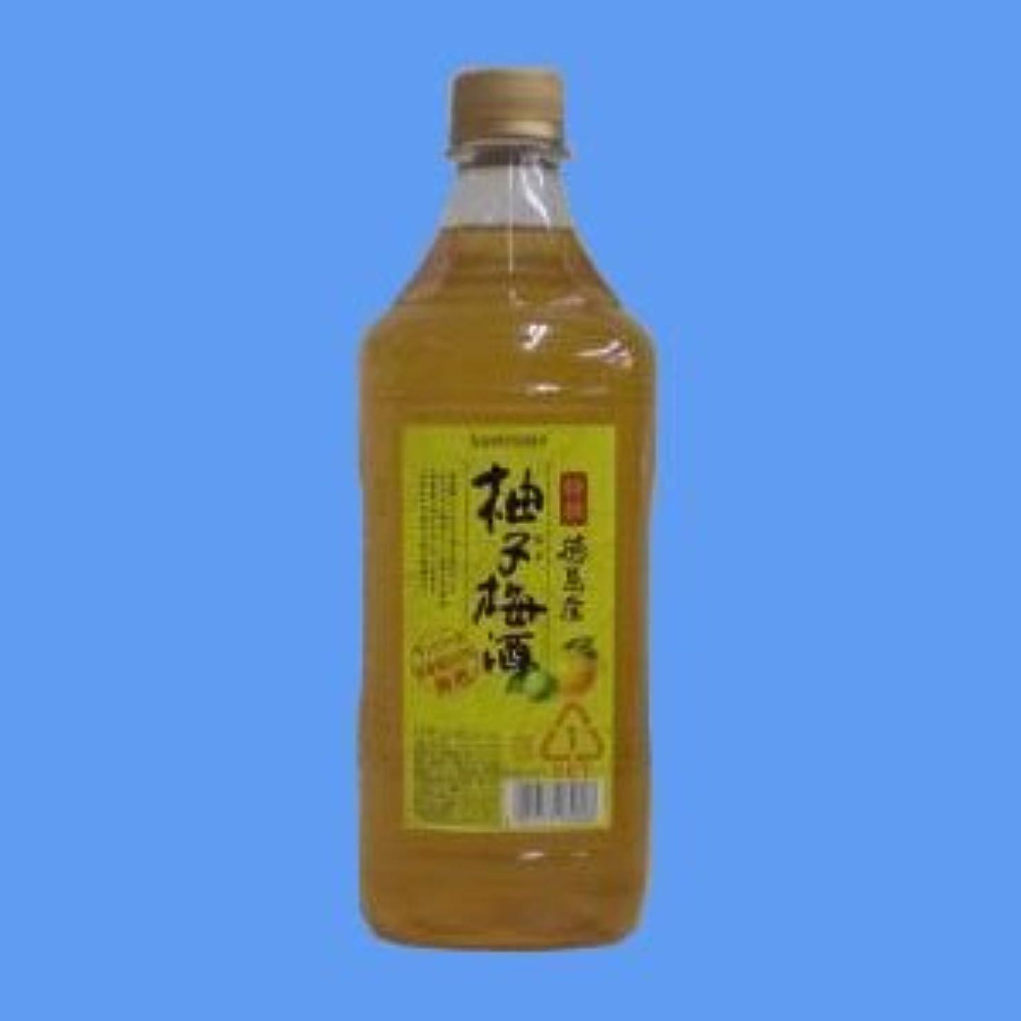 ブースト技術的な感嘆サントリー 特撰 徳島産柚子梅酒 1800ml