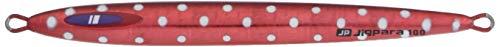 メジャークラフト メタルジグ ジグパラバーチカルロングスロー JPVLS-250#75 RED 250g