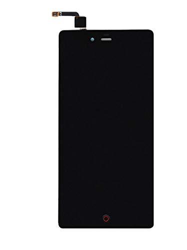 Flügel für ZTE Nubia Z9 Max NX510J NX512J Display LCD Ersatzdisplay Schwarz Touchscreen Digitizer Bildschirm Glas Assembly (ohne Rahmen) Ersatzteile & Werkzeuge & Kleber