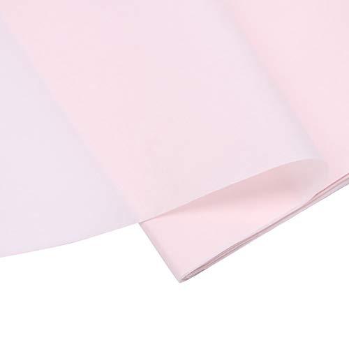 MINI Boutique Papierverpackungspapier Geschenkpapier Weinbeutel Schuhe Verpackung Schutzmaterial Verpackung Blumenpapier 40 Blatt/l, 15#, one Szie