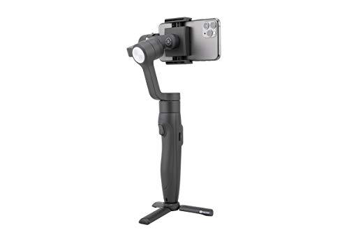 FeiyuTech Vimble 2S 3-Achsen Stabilisierter Smartphone Gimbal (con Brazo Ajustable y asa extendida), Negro