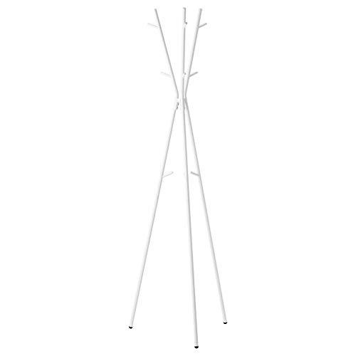 IKEA EKRAR Garderobenständer in weiß; (169cm)